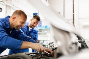 automotive technical school training